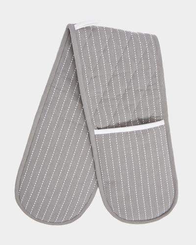 Stripe Double Oven Glove