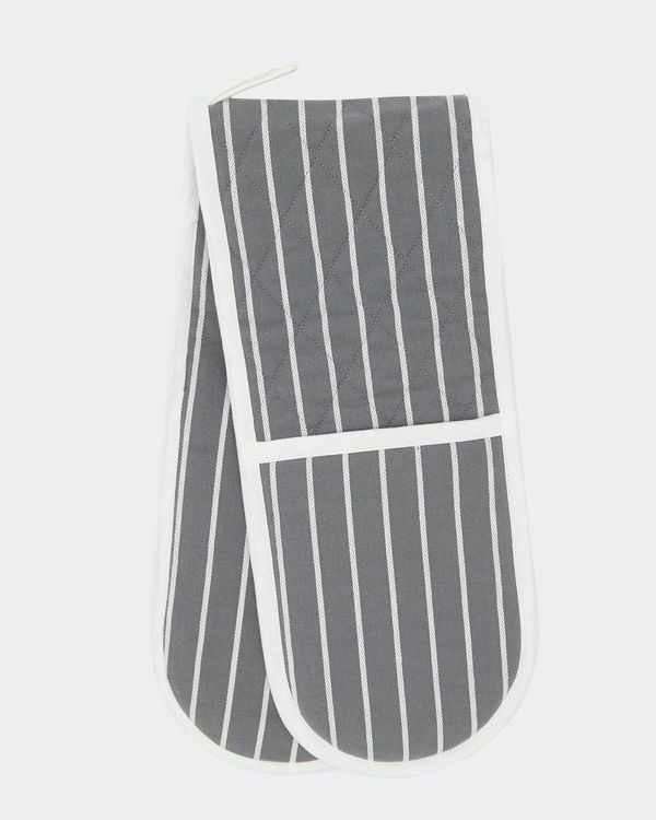 Stripe Double Oven Glove