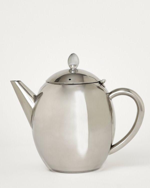 Large Stainless Steel Tea Pot