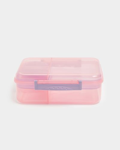 Multi Section Lunch Box