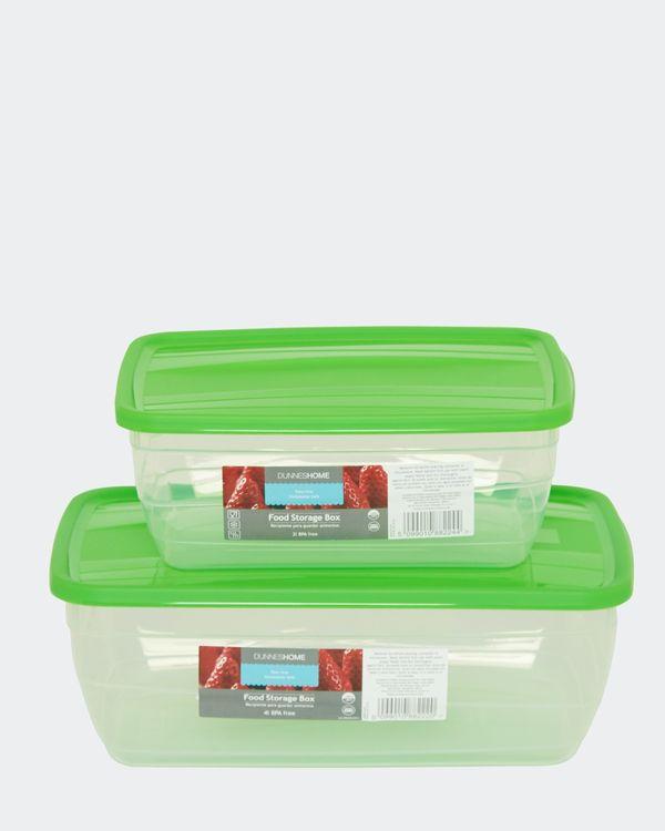 Loose Food Box