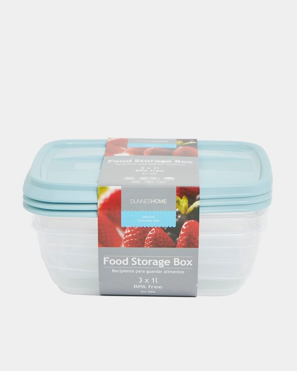 Food Boxes - Pack Of 3