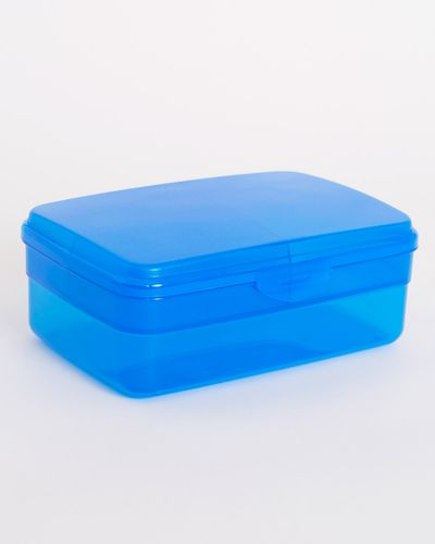 4 Section Lunchbox