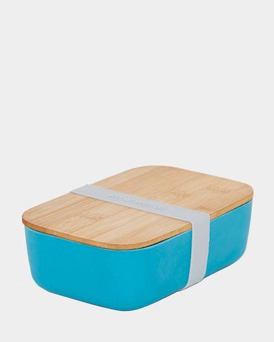 Bamboo Food Box