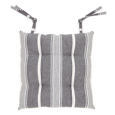 Stripe Seat Pad
