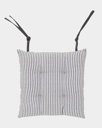Rib Stripe Seat Pad