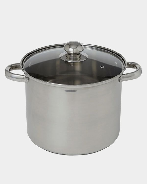 24cm Stock Pot With Lid