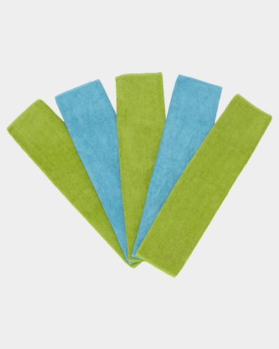Microfibre Cloths Pack Of Five