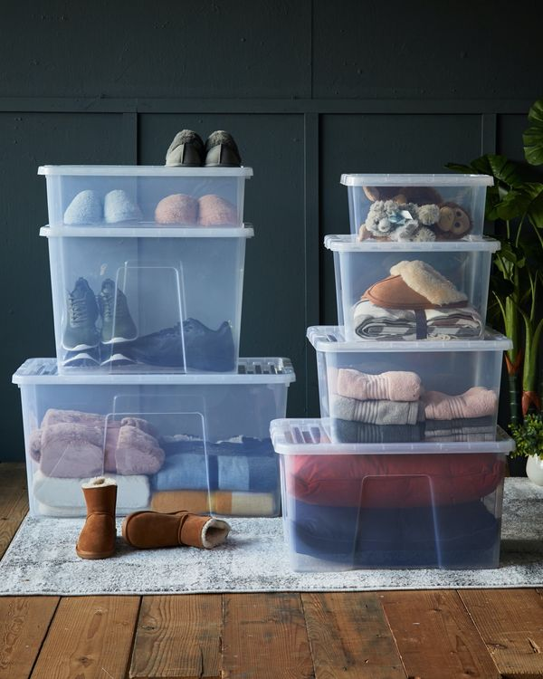 Clear Box Storage