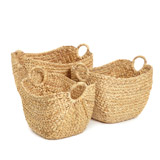 natural Oval Basket