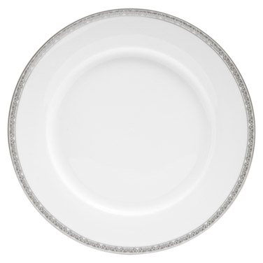 whiteAnnecy Dinner Plate