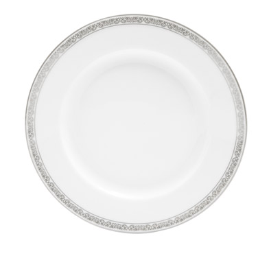 whiteAnnecy Side Plate
