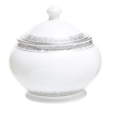 whiteAnnecy Sugar Bowl