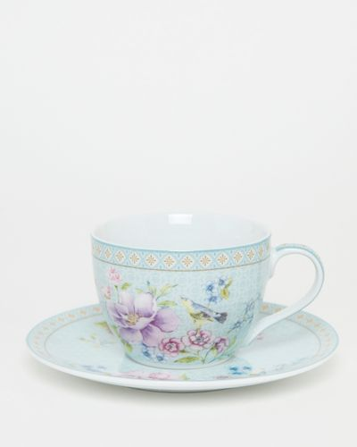 Pippa Cup And Saucer