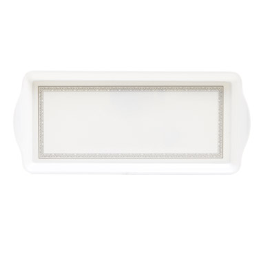 whiteAnnecy Small Tray