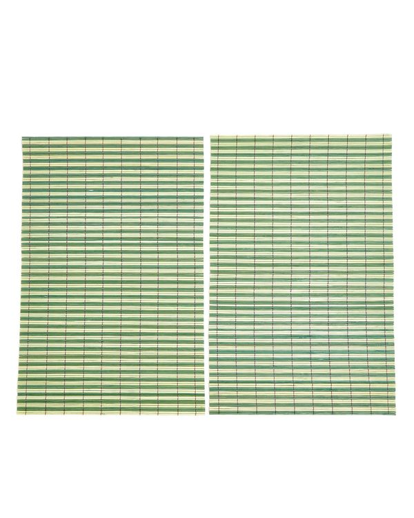 Bamboo Placemat - Pack Of 2