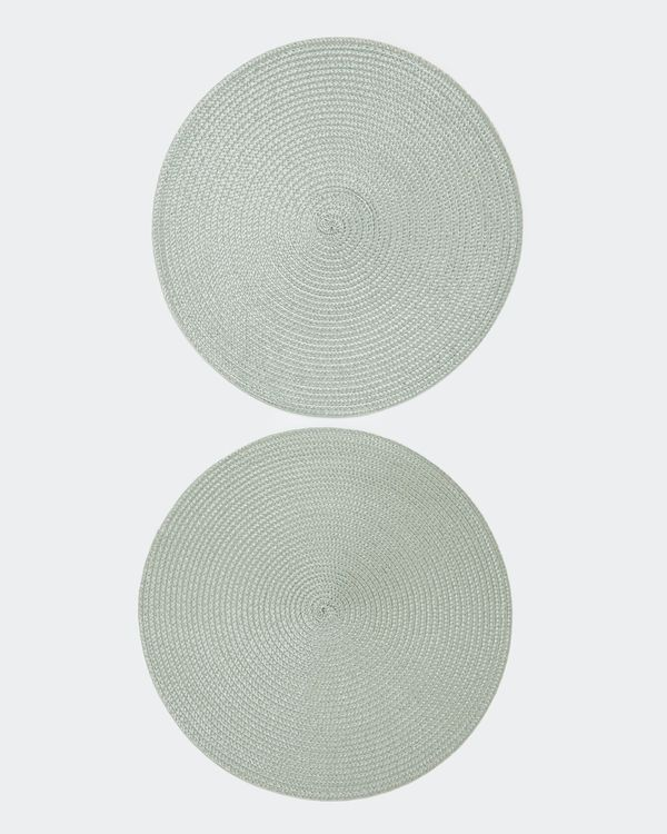 Weave Placemat - Pack Of 2