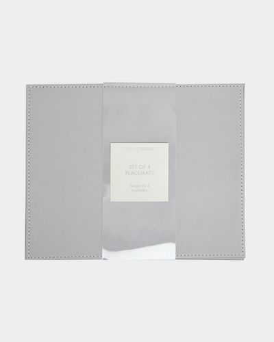 Rectangular Stitch Placemats - Pack Of 4 thumbnail