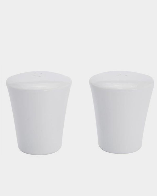 Simply White Salt And Pepper Set