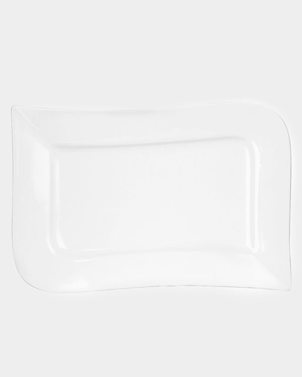 Tempo Rectangular Platter