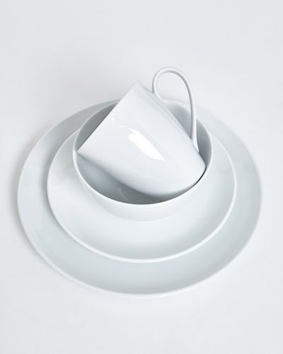 Simply White 16 Piece Dinner Set