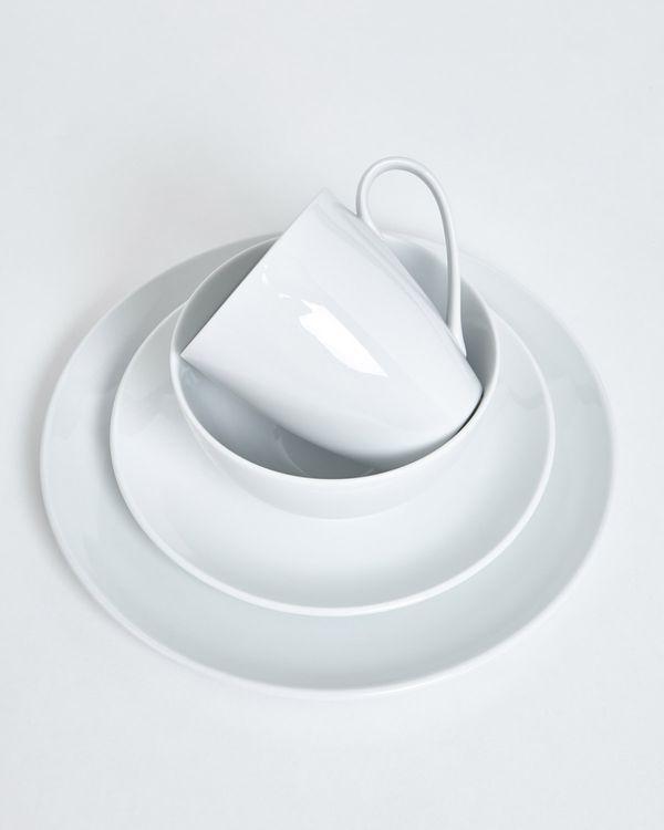Simply White 16 Piece Dinner Set