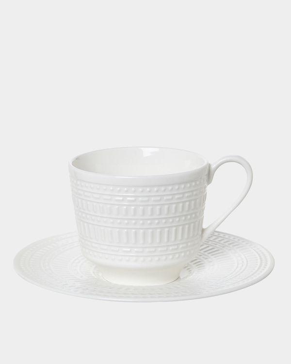 Farro Tea Cup And Saucer