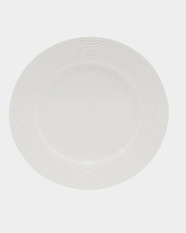 Ribbed Dinner Plate