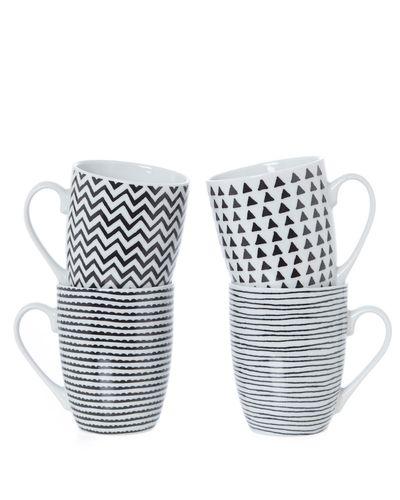 Design Mug - Pack Of 4 thumbnail