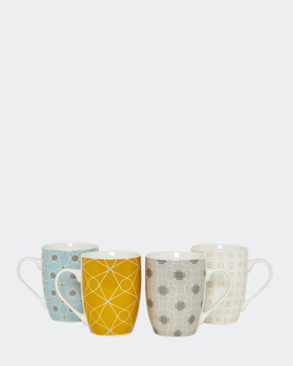 Design Mug - Pack Of 4