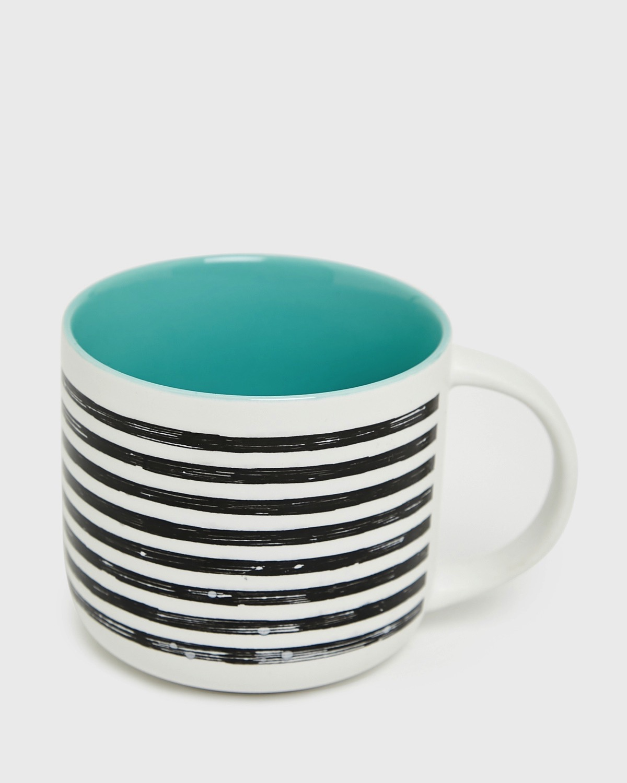 Embossed Design Mug