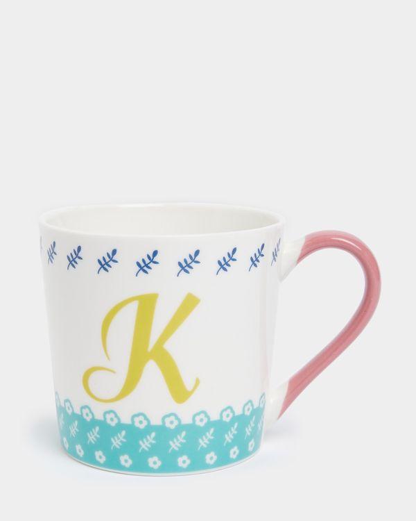 Alphabet Mug