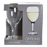 clear Wine Glass - 4 Pack