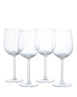 clear Wine Glasses - Pack Of 4