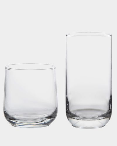 Eight Piece Glass Set