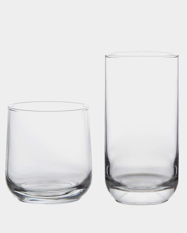Eight Piece Glass Set