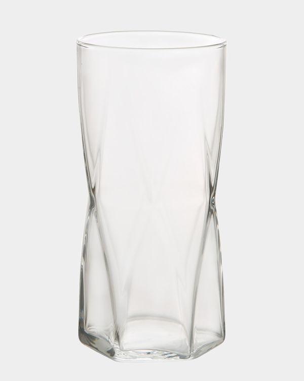 Rhombus Hi Ball Glass