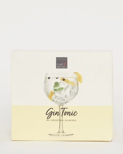 Gin Glasses - Pack Of 4 thumbnail