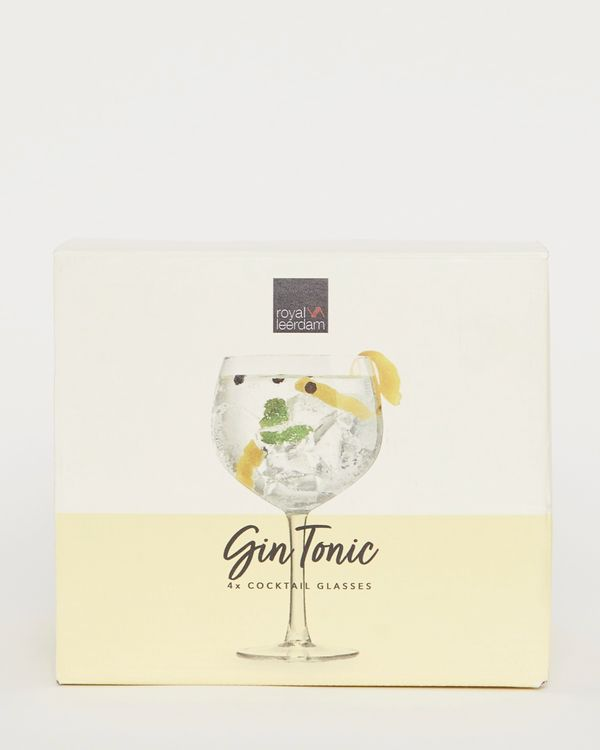 Gin Glasses - Pack Of 4