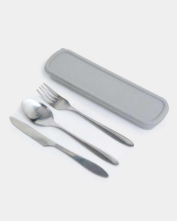 Travel Cutlery Set - Pack Of 3