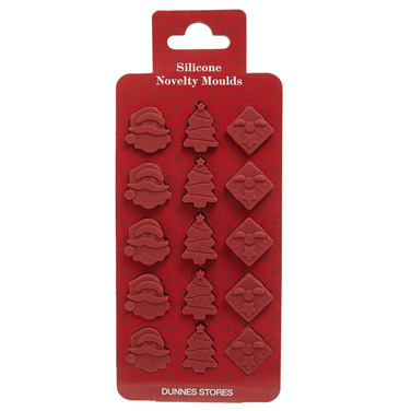 redChristmas Candy Mould