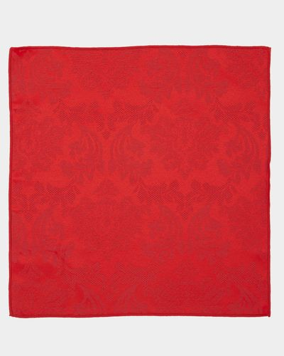 Damask Napkins - Set Of 4