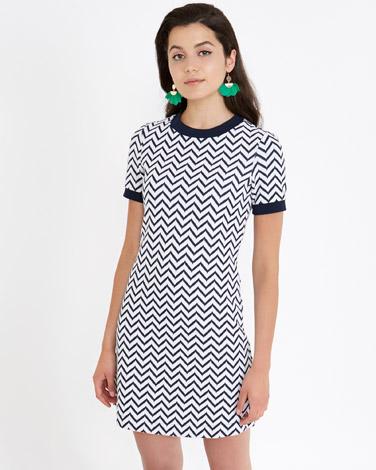 stripeSavida Stripe Dress