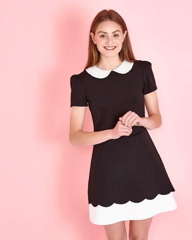 Black dress dunnes stores