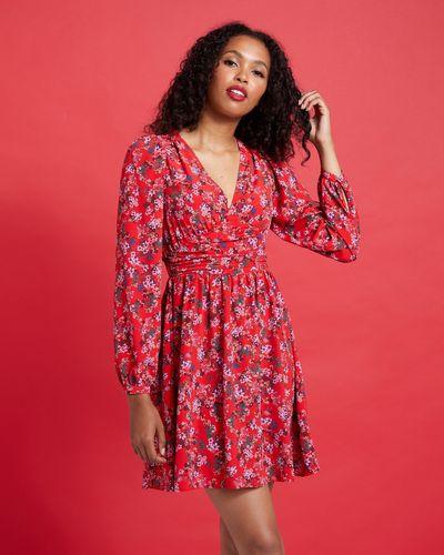 Savida Victoria Short Print Dress
