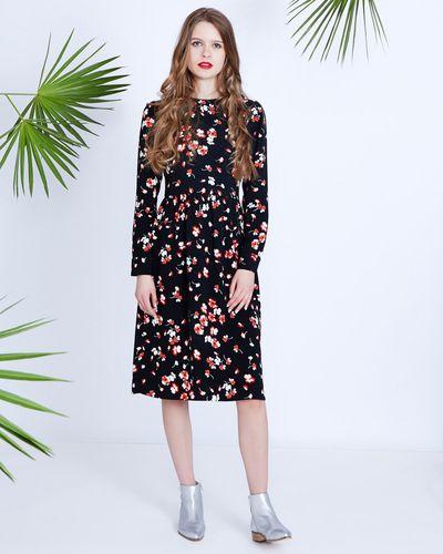 Savida Blaze Print Dress thumbnail