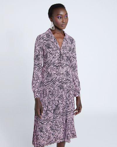 Savida Pleat Dress