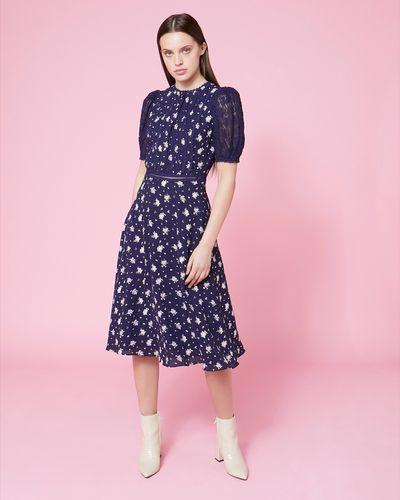 Savida Gia Floral Lace Dress