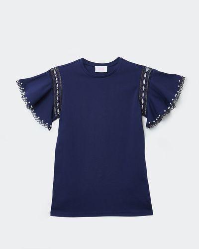 Savida Pearl Trim T-Shirt