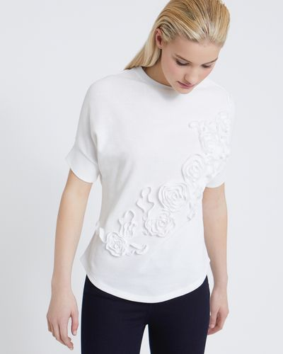 Savida Flower Front T-Shirt